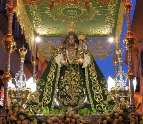 Mensaje de la Virgen en el Mes de Mayo