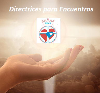 Directrices Encuentros VDCJ