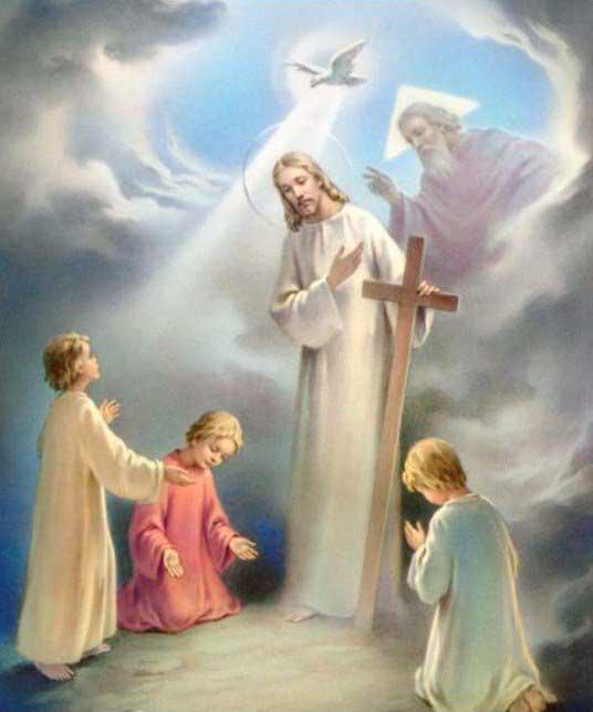 Mensaje de la Virgen del 05-08-2020
