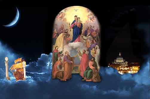 Mensaje de Jesús del 13 – 10 – 2020